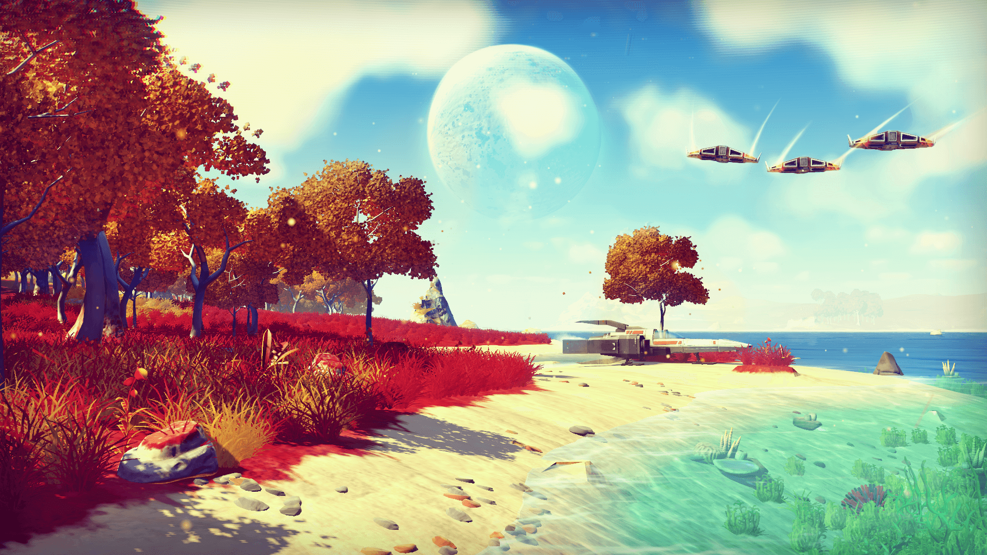 The Sky's the Limit for No Man's Sky