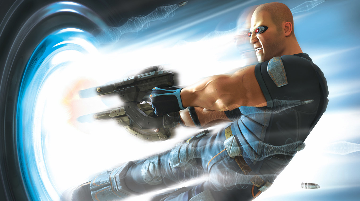 Time After TimeSplitters